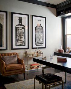 Nice 70 Simple Home Office Decor Ideas for Men https://roomaniac.com/70-simple-home-office-decor-ideas-men/ #officedesignsformen