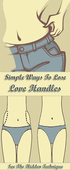 8 Simple Exercises To Lose Love Handles Fat