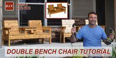 Bilderesultat for diy garden chairs