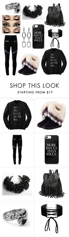 """""""Stressed, Depressed, But Well Dressed"""" by amystar1404 ❤ liked on Polyvore featuring WithChic, Givenchy, Miss Selfridge and Alexander Wang"""