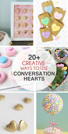 Over 20 creative way