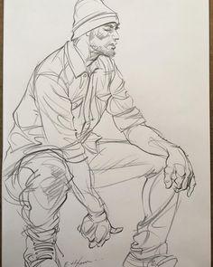 #10minsketch #sketch #sketchbook #eskiz #eskizdefteri #gesture #pose #studio #atölye #drawing #figure #art #çizim #resim #sanat #academic