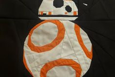 BB-8 from Star Wars