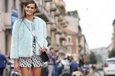 Milan Women's Fashion Week Spring/Summer 2015 Street Style Report – Part 2