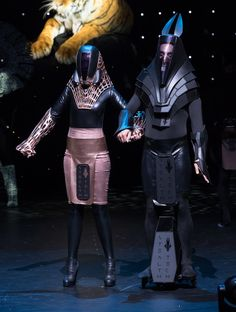 Digital Stealth Gods, Dylan Mulder, New Zealand, Winner of the Cirque du Soleil Award, Winner of the Wearable Technology Award and Third in the American Express Open Section