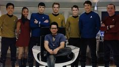 """And Thus The Fanboy Incest Continues: J.J Abrams Says That He Could """"Possibly"""" Direct Star Trek 3"""