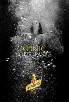 Schweppes: Tonic, Schweppes, MK , Schweppes, Print, Outdoor, Ads