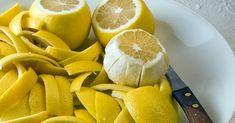 Citrónová kôra lieči kĺby: Recept, po ktorom sa ráno zobudíte bez bolestí