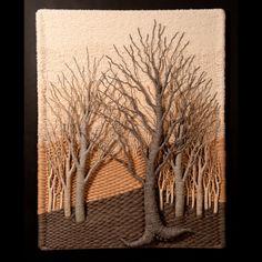 Gloria Mcroberts Weaving Projects, Weaving Art, Tapestry Weaving, Loom Weaving, Textiles, Tear, Medium Art, Fabric Art, Textile Art