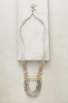 Amalthea Necklace #anthropologie