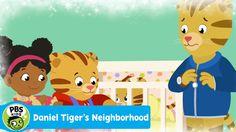 DANIEL TIGER'S NEIGHBORHOOD | Daniel Sings to Margaret | PBS KIDS