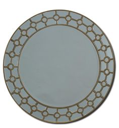 Contemporary Chain Of Circles Wall Mirror Round Shape Free Shipping New #Contemporary