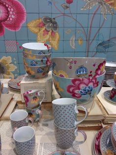 Collection de vaisselle Pip Studio Ah 2015