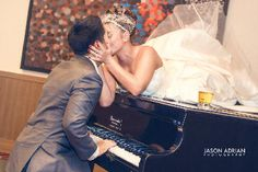 Jason Adrian Photography | wedding photography | Chicago Illinois love the use of the piano!