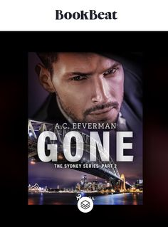 GONE is the second novel in Swedish bestselling 'The Sydney Series'. - Get YOUR copy at Bookbeat, Kobo or on Amazon. 📚🎧 #books #mystery #crimefiction #thriller #suspense #entertainment #reading #audiobooks #Efverman #TheSydneySeries