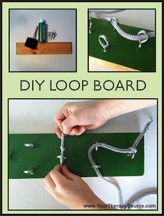 DIY loop board