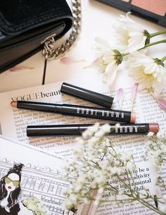 Two From Bobbi Brown.