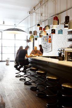 Parts & Labour, el nuevo restaurante de Castor Design en Toronto | dsignmag