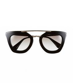 Prada 49mm Retro Sunglasses
