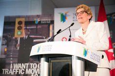 Premier Kathline Wynne