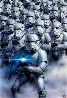Star Wars, Stormtroopers                                                                                                                                                                                 Mais