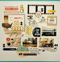 A Project by Nitty.GrittyJody from our Scrapbooking Gallery originally submitted 08/31/13 at 08:36 AM