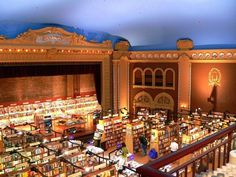 16 livrarias para conhecer antes de morrer - Livro & Café