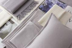 Оформление спальни. Выбирайте ткани и модели для постельного белья, покрывал и пледов.