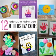 My kids love creating handmade cards for loved ones and friends. Whether it's a holiday, a birthday, or a special occasion, it makes them feel happy to create a keepsake for people that they love. Mother's Day is a fantastic time for kids to have fun creating cards for their Mom, Grandma and Aunts. Today …