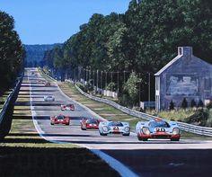 24 H Le Mans 1970 (Porsche & Ferrari)