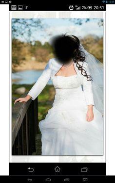 White Dress, Wedding Dresses, Fashion, Bride Groom, Dress Wedding, Sell Wedding Dress, Princesses, Bride Dresses, Moda