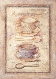 Tasse mit Tee I