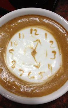 Time For Coffee - Latte Art