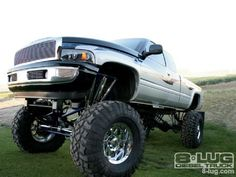 "8-Lug 1996 Dodge Ram - King Of The Hill 20"" lift - Dodge Cummins Diesel Forum"