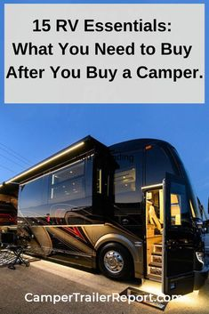 10 Ways to Save Money on RV Insurance. A recreational vehicle (RV) is a vehicle designed to include living quarters to accommodate the occupants. The most common features of an RV are a kitchen, a bathroom, and a bed. Best Motorhomes, Luxury Motorhomes, Class A Motorhomes, Rv Trip Planner, Travel Planner, Planner Apps, Rv Apps, Rv Insurance, Class A Rv
