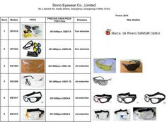 De Rivero Safety - GAFAS DE RIVERO SAFETY® http://www.deriverosafety.com/product/256430/gafas-de-rivero-safety