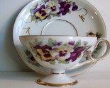 English Rosina Floral Chintz Bone China Teacup and Saucer Set $24.99 at Bestdeals4u1 Bonanza