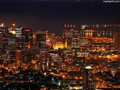 south african cityscape - Google Search