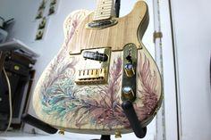 Carne Griffiths – Custom Telecaster Guitars