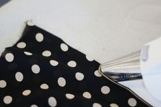 Tutorial: French seam with help from the serger | Coletterie