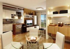 Confira lindos modelos de apartamento decorados. Veja mais sobre como monta-los através de lindas fotos com as melhores sugestões de apartamento decorados.
