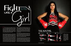 Walsworth Yearbooks Design Contest Example Spread. #yearbook #design #layout