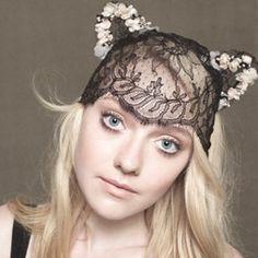 Dakota Fanning for InStyle UK December 2012