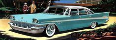 1957 Chrysler New Yorker Sedan
