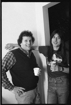 Steve Perry and Herbie Herburt