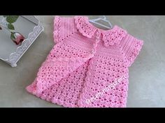 Çok Kolay ve Güzel Tığ işi Kız Bebek Yeleği/1-2 yaş - YouTube Crochet Clothes, Knitting, Baby, Instagram, Women, Youtube, Fashion, Sacks, Tejidos
