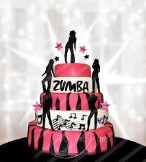 zumba cakes - Google Search