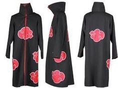 COOL JAPAN SHOP - NARUTO AKATSUKI Cloak Cosplay Costume L XL, $39.30 (http://www.cooljapan-shop.com/naruto-akatsuki-cloak-cosplay-costume-l-xl/)