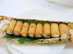呼きつね Ci Logo, Oriental Food, Sashimi, Japanese Food, Product Design, Restaurants, Drink, Cooking, Places