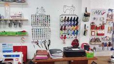 Conexão Décor Atelier em casa. http://conexaodecor.com/2017/07/passo-a-passo-para-montar-seu-atelier/
